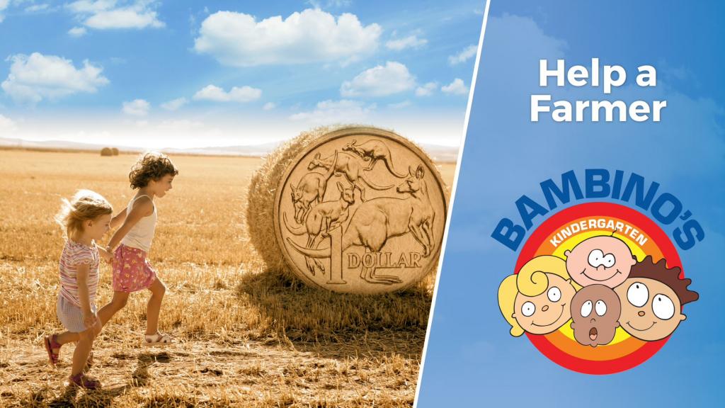 Help A Farmer Fundraiser - Bambino's Kindergarten Caringbah Barn Dance!