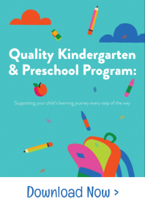 G8 Education Kindergarten & Preschool Kindy Book - November 2019